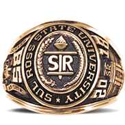 Sul Ross State University His Rings Image