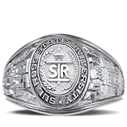 Sul Ross State University Her Rings