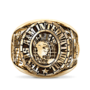 Texas A&M International University Her Rings