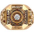 Texas A&M University - Commerce His Rings