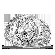 Texas A&M University - Corpus Christi Her Rings