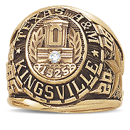 Texas A&M University - Kingsville His Rings