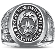 Texas A&M University - Texarkana His Rings