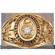 Texas A&M University - Texarkana Her Rings