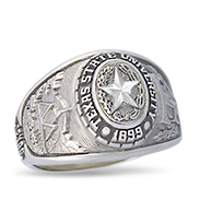 Texas State University Her Rings