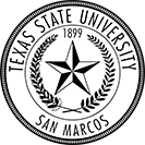 Texas State University Seal Image
