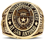 The University Of Texas At San Antonio His Rings