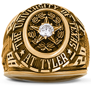 The University Of Texas At Tyler His Rings