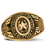 The University Of Texas At Tyler Her Rings
