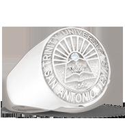 Trinity University Her Rings