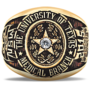 Texas State University New Class Ring