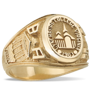Lynchburg College His Rings Image