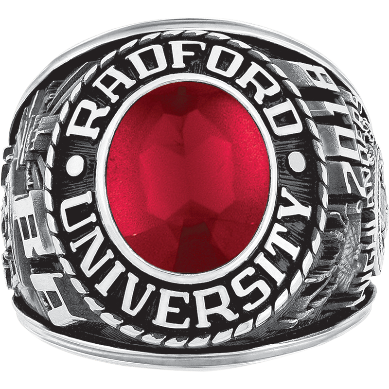 Radford University His Rings