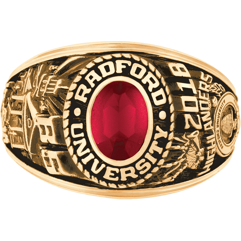 Radford University Her Rings
