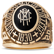 Randolph-Macon College His Rings