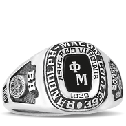 Randolph-Macon College Her Rings