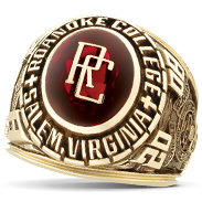 Roanoke College His Rings