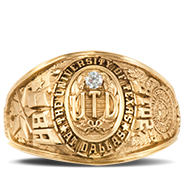 The University Of Texas At Dallas Her Rings Image