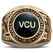 Virginia Commonwealth University His Rings