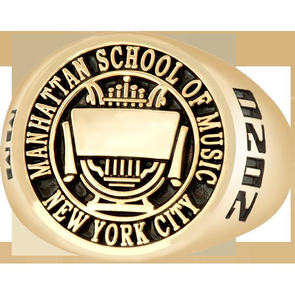 Manhattan School Of Music His Rings