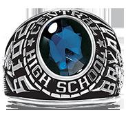 Cypress Creek High School His Rings
