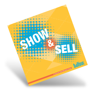 show & sell with shadow